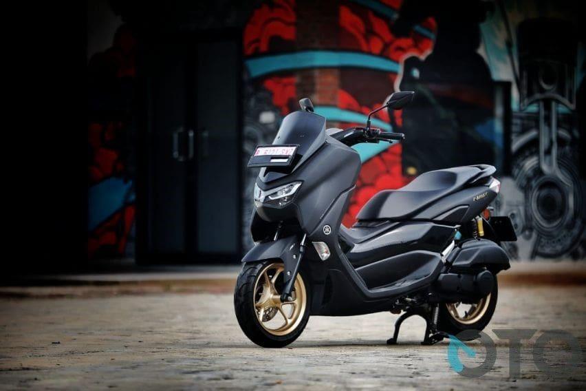 harga Yamaha NMax 2020