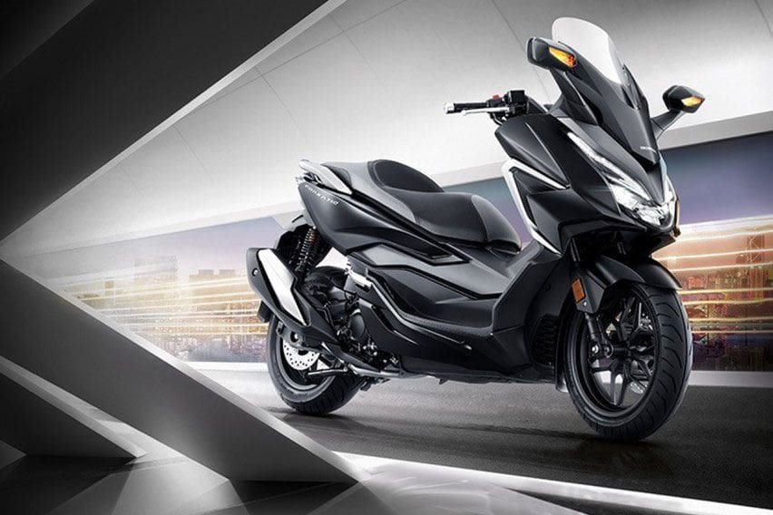 Honda Forza 350 launched in Thailand, priced at RM 23,473