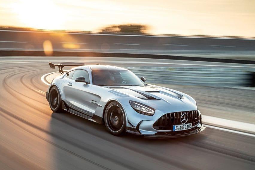 Mercedes-AMG GT Black Series, Monster Affalterbach Pengemban Strata Paling Buas
