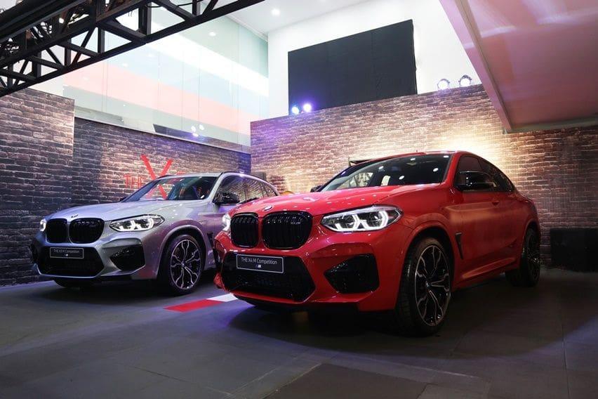 BMW Indonesia Boyong SUV X3 dan X4 Versi Kencang M Competition