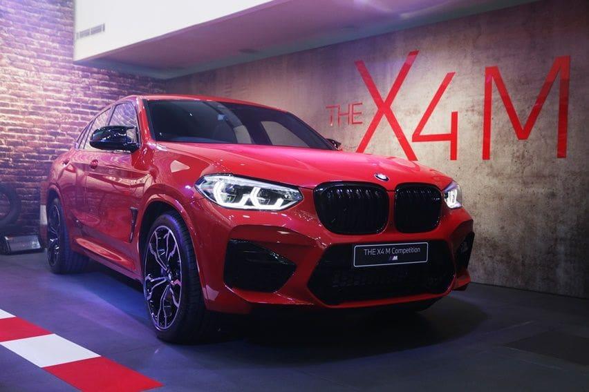 Detail Lengkap SUV Kencang BMW X3 M dan X4 M