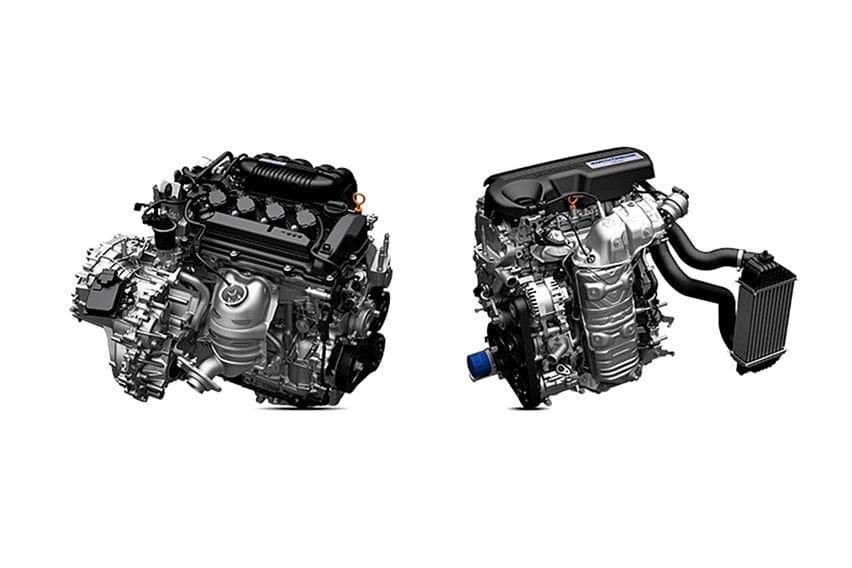 2020-Honda-City engines