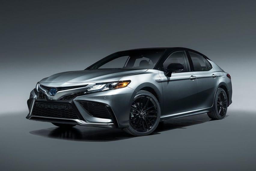 Tampilan Toyota Camry 2021 Tambah Atletis, Kini Diimbuhi Safety Sense 2.5+
