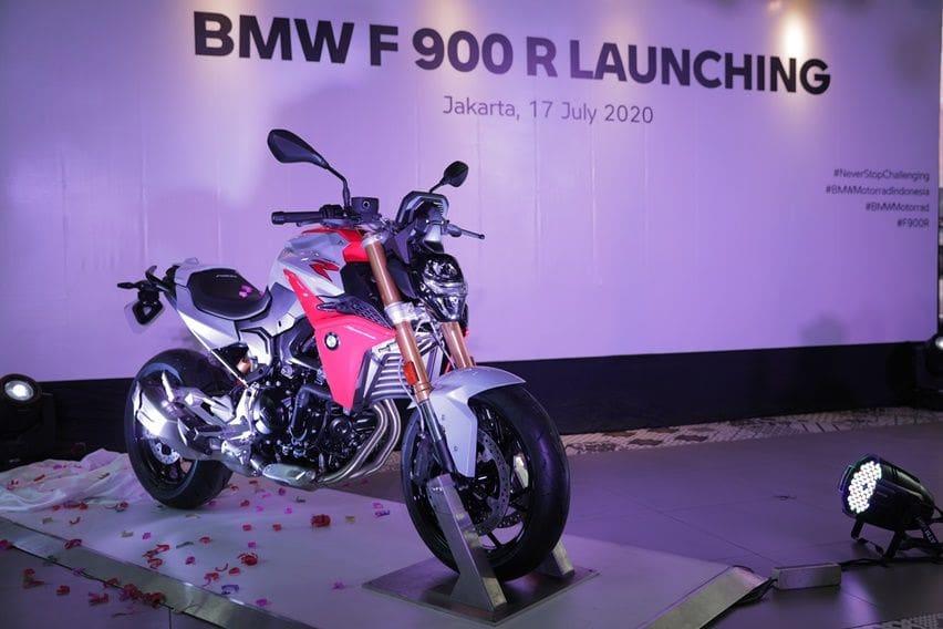 BMW F 900 R Dijual Rp 380 Juta, Incar Kompetitor Jepang dan Eropa Sekaligus