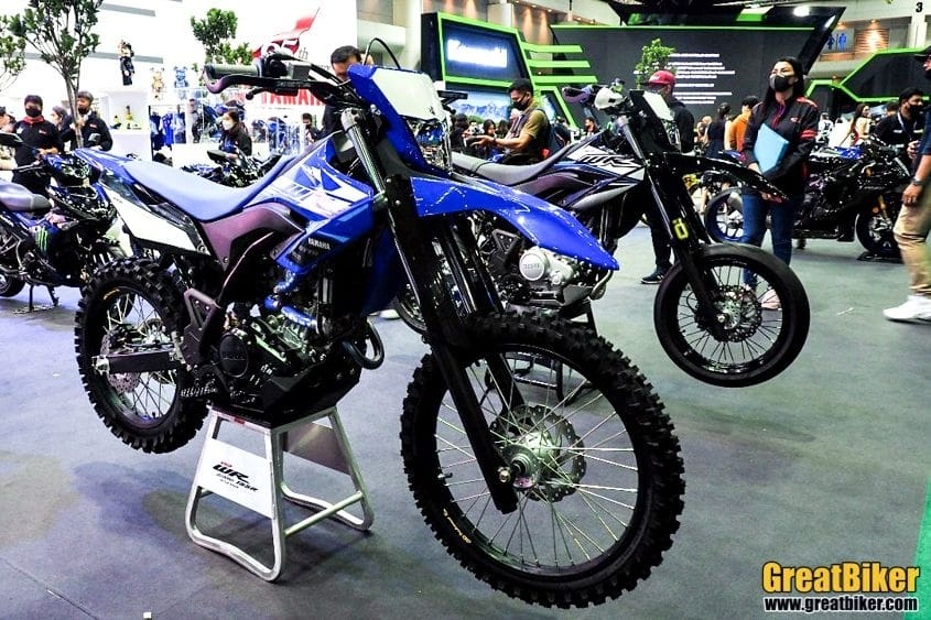 Yamaha Thailand Rilis WR155R di Bangkok International Motor Show 2020