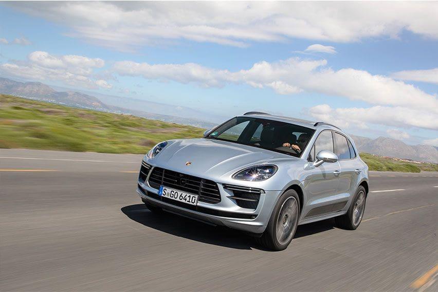 Tertangkap Basah, Porsche Macan Electric Mulai Diuji