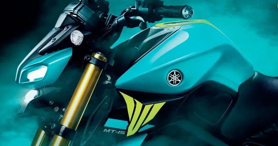 Yamaha MT-15 Limited Edition Meluncur dengan Tampilan Menor