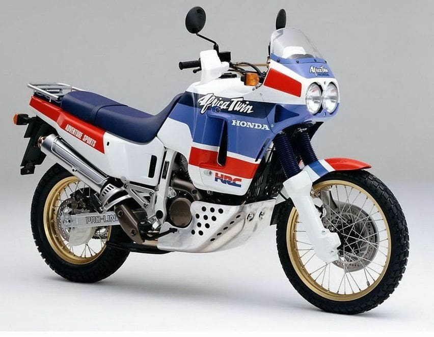 Africa Twin RD04