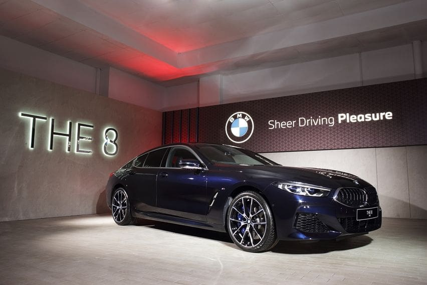 BMW Indonesia Rilis 840i M Technic Gran Coupe Rp 2,4 Miliar, Simak Kehebatannya