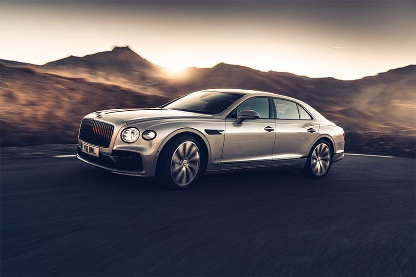 Bentley all-new Flying Spur