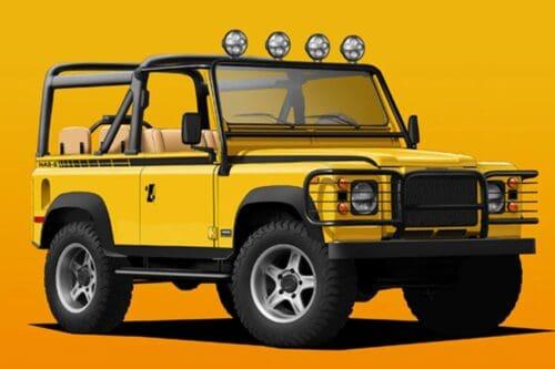 Land Rover Indonesia Daftar Harga Mobil Land Rover Terbaru 2021 Oto