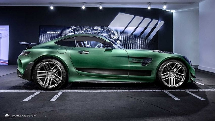 Mercedes-AMG GT R Pro Modified