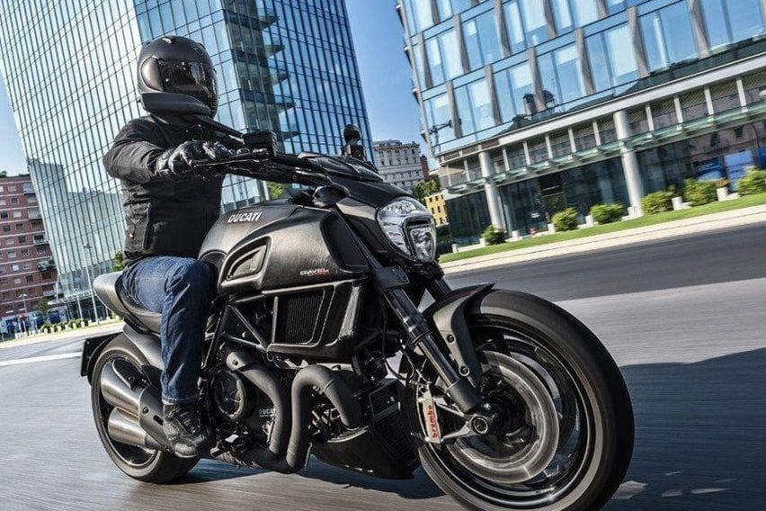 Ducati Rilis Produk Baru Tahun Depan, Ada Diavel Lamborghini Edition