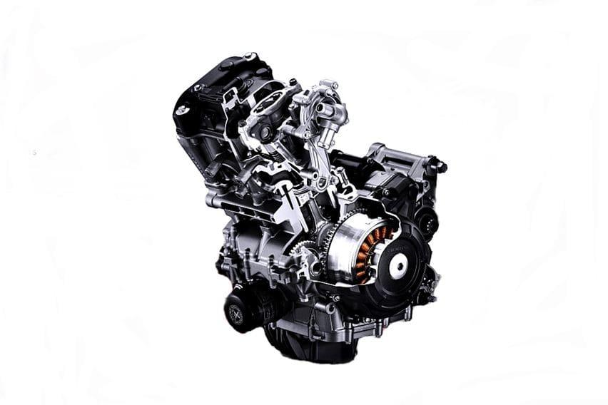 mesin new honda CBR250RR