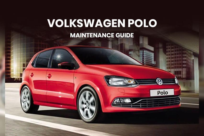 Volkswagen Polo: Maintenance guide
