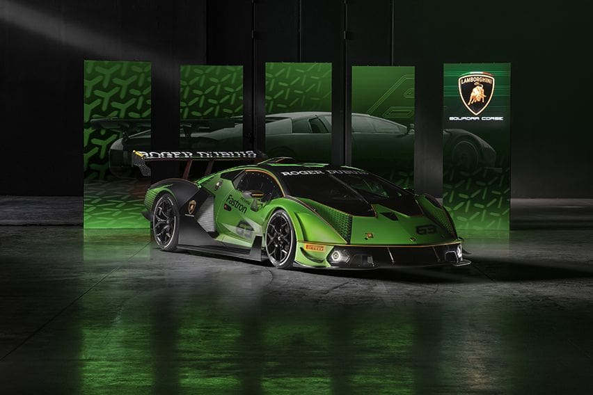 Lamborghini Essenza SCV12 is a track-only, 830hp hypercar