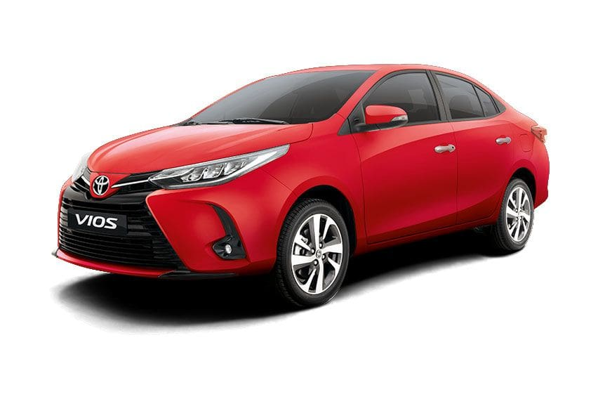 Variant check: How the Toyota Vios trims stack up