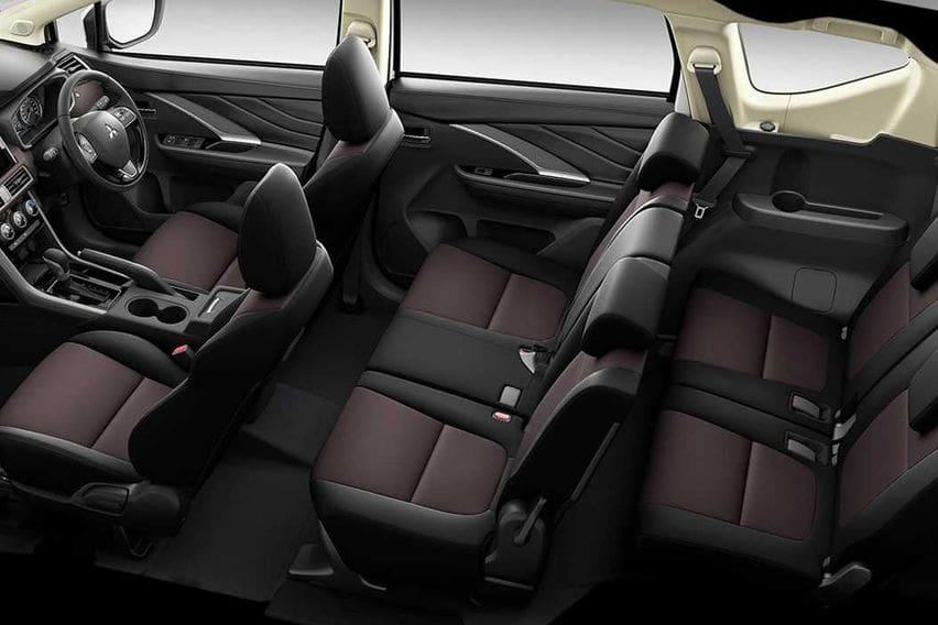 Mitsubishi Xpander cabin
