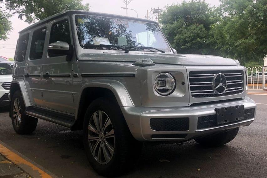 Mercedes-Benz G-Class 4-Silinder akan Tersedia di Cina