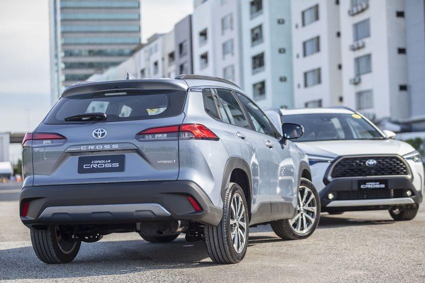 Besok Toyota Corolla Cross Mengaspal di Indonesia, Harga Tak Sampai Rp 500 Juta?