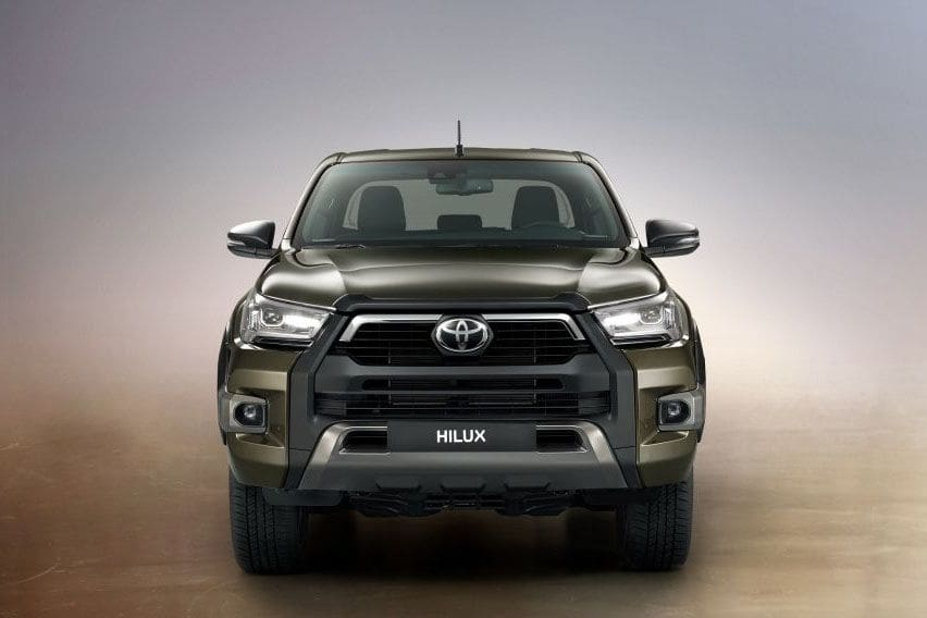 Toyota Malaysia order books open for 2020 Hilux