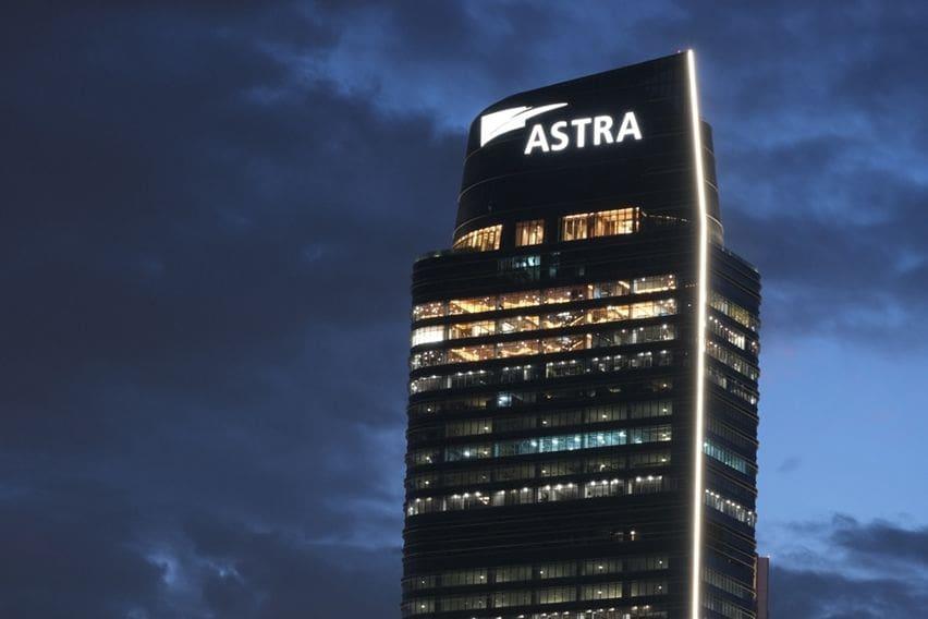 Laba Otomotif Astra Group Jeblok, dari Rp 3,45 Triliun Menjadi Rp 716 Miliar