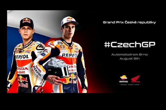 MotoGP: Marquez Absen di Brno, HRC Pilih Bradl Sebagai Pengganti