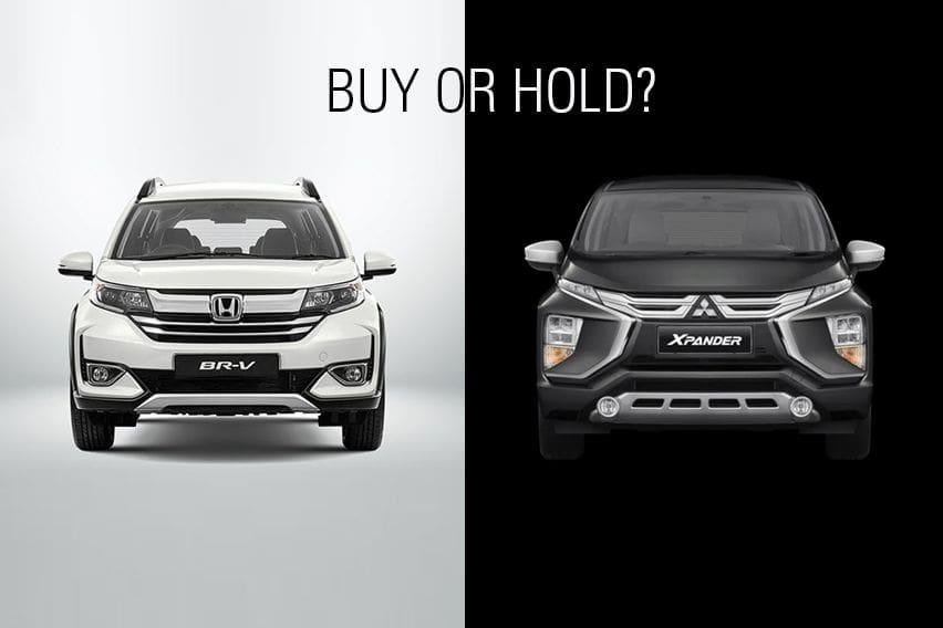 Buy or Hold: Should you wait for Mitsubishi Xpander or buy Honda BR-V?