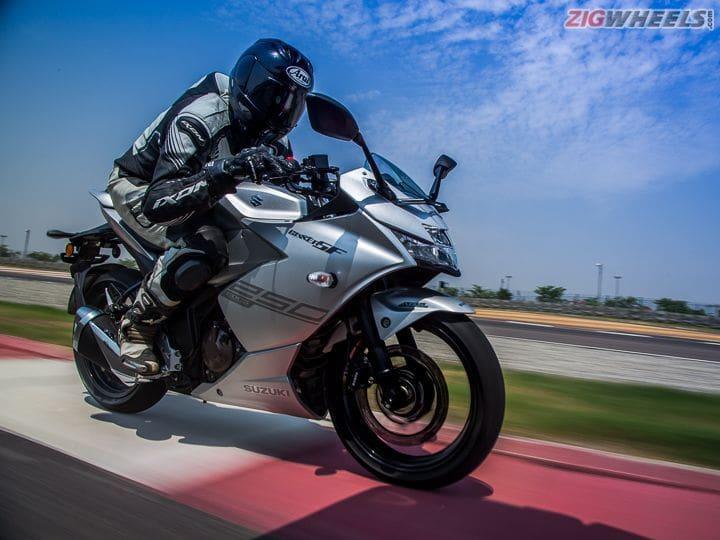 First Ride Suzuki Gixxer SF250: Masih Menggodakah Ia di Antara Rival?