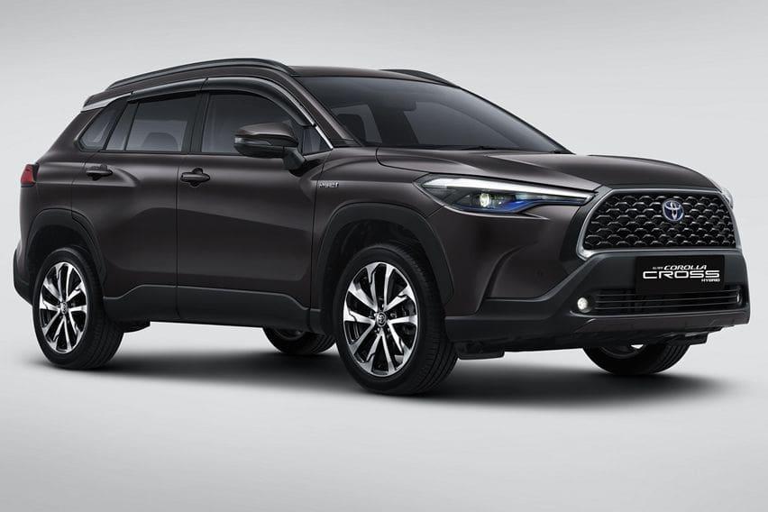 Implementasi Konsep Urban SUV Pada All New Toyota Corolla Cross