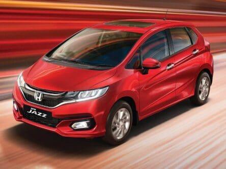 Harga Otr Honda Jazz 2021 Simulasi Kredit Cicilan Oto