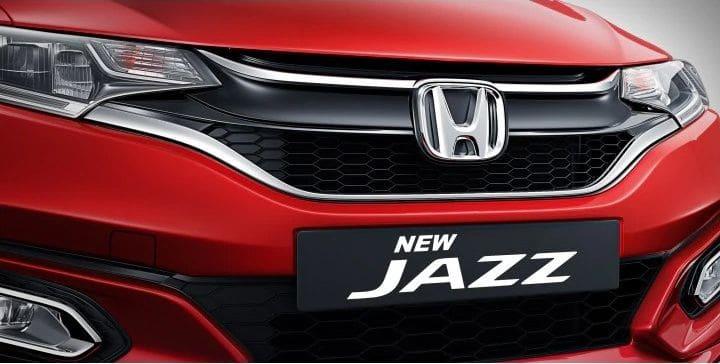 Jazz GK5 facelift