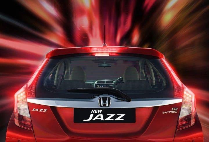 Jazz rear end