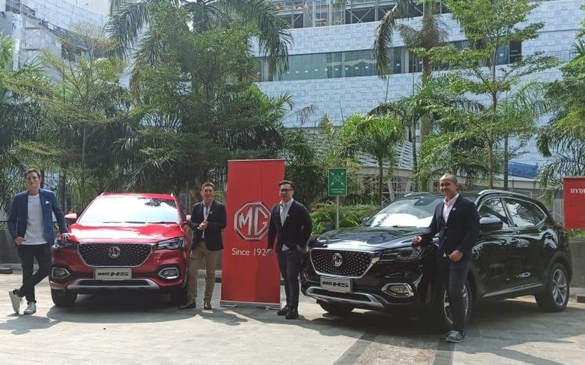Seukuran Honda CR-V, MG HS Meluncur dengan Banderol Mulai dari Rp 369,8 juta