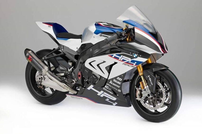BMW Motorrad Kembangkan Sasis Karbon Menyatu dengan Swing Arm