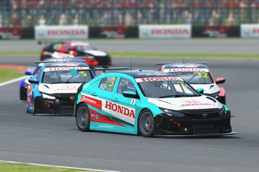 Seri Keempat Honda Racing Simulator Siap Diadakan di Sirkuit Interlagos