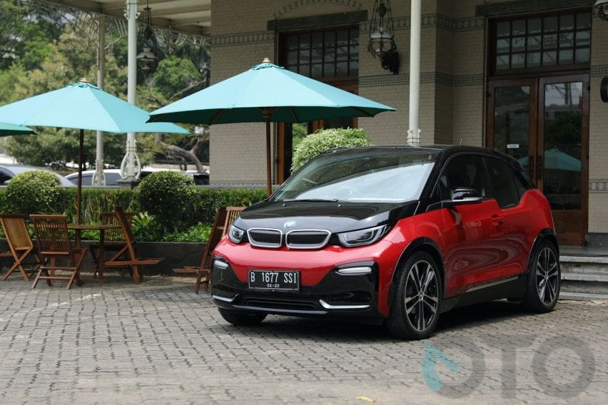 Road Test BMW i3S