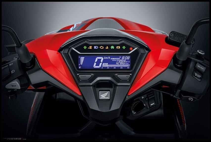Panel meter Honda Vario 150