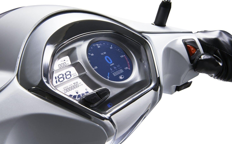 panel meter digital Kymco Like 150i