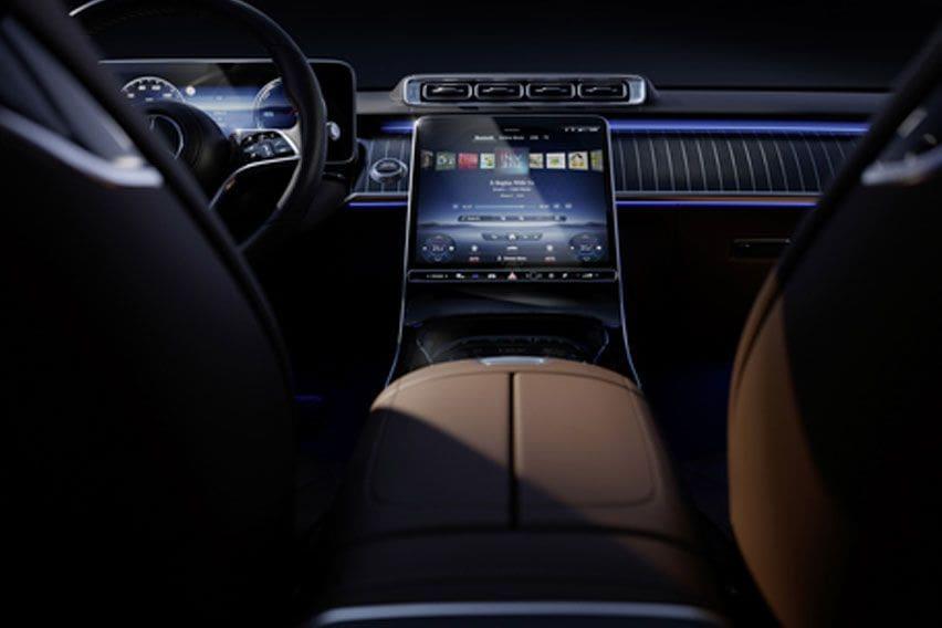 2021 Mercedes-Benz S-Class interior attains the next level of modern luxury