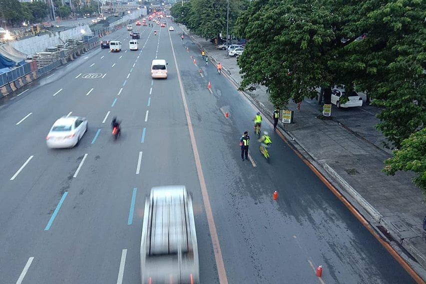 NEDA: Bike lanes needed amid public transport shortage