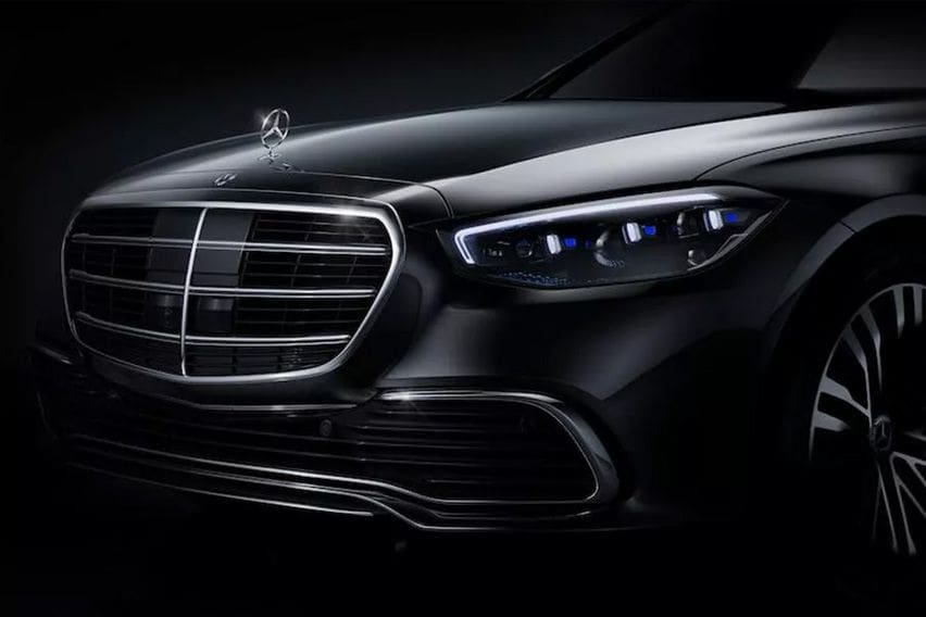 2021 Mercedes-Benz S-Class interior fully revealed