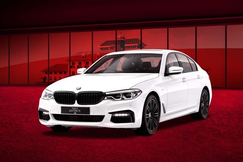 BMW Group Indonesia Punya Dua Edisi Spesial Memperingati HUT-RI ke-75
