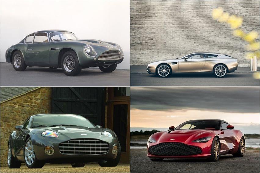 Histori Aston Martin Zagato Menyatunya Eksotisme Italia Dan Kaum Aristokrat Inggris