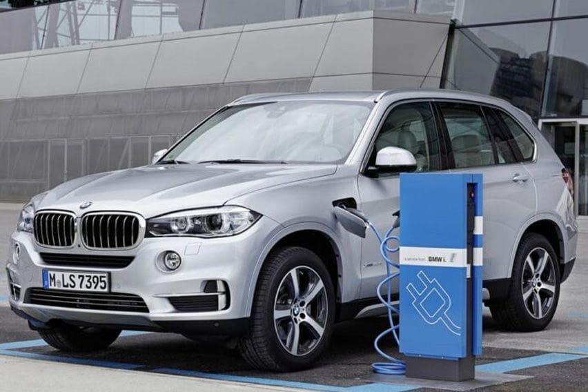 BMW recalls plug-in hybrid vehicles worldwide