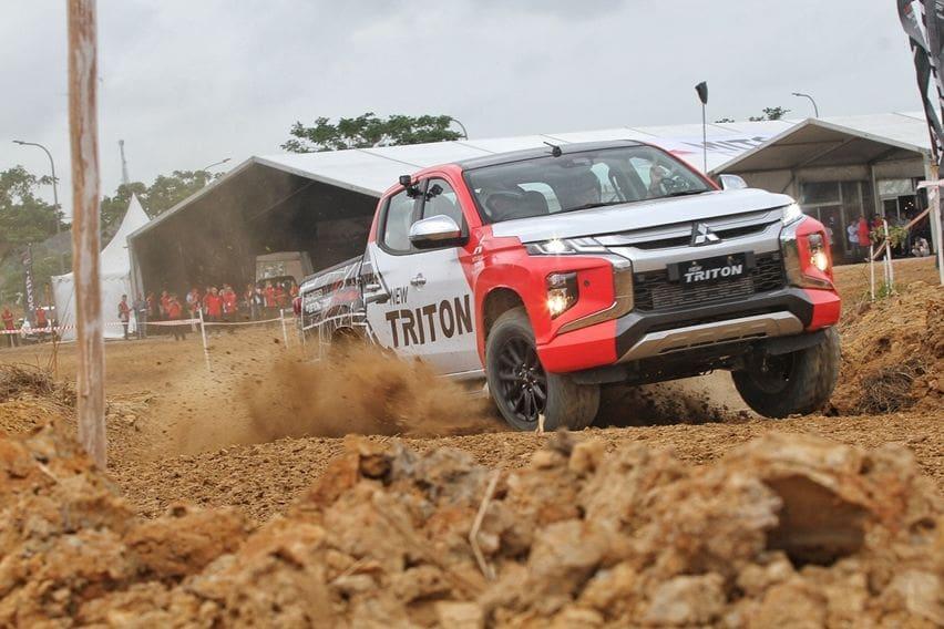 Begini Transformasi Mitsubishi Triton dari Masa ke Masa di Tanah Air