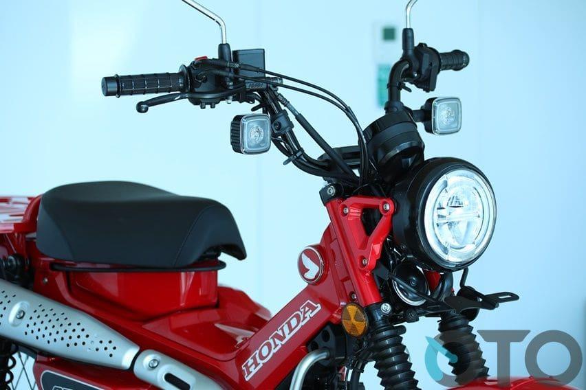 Kepincut Honda CT125, Siapkan DP Mulai Rp 11 Jutaan