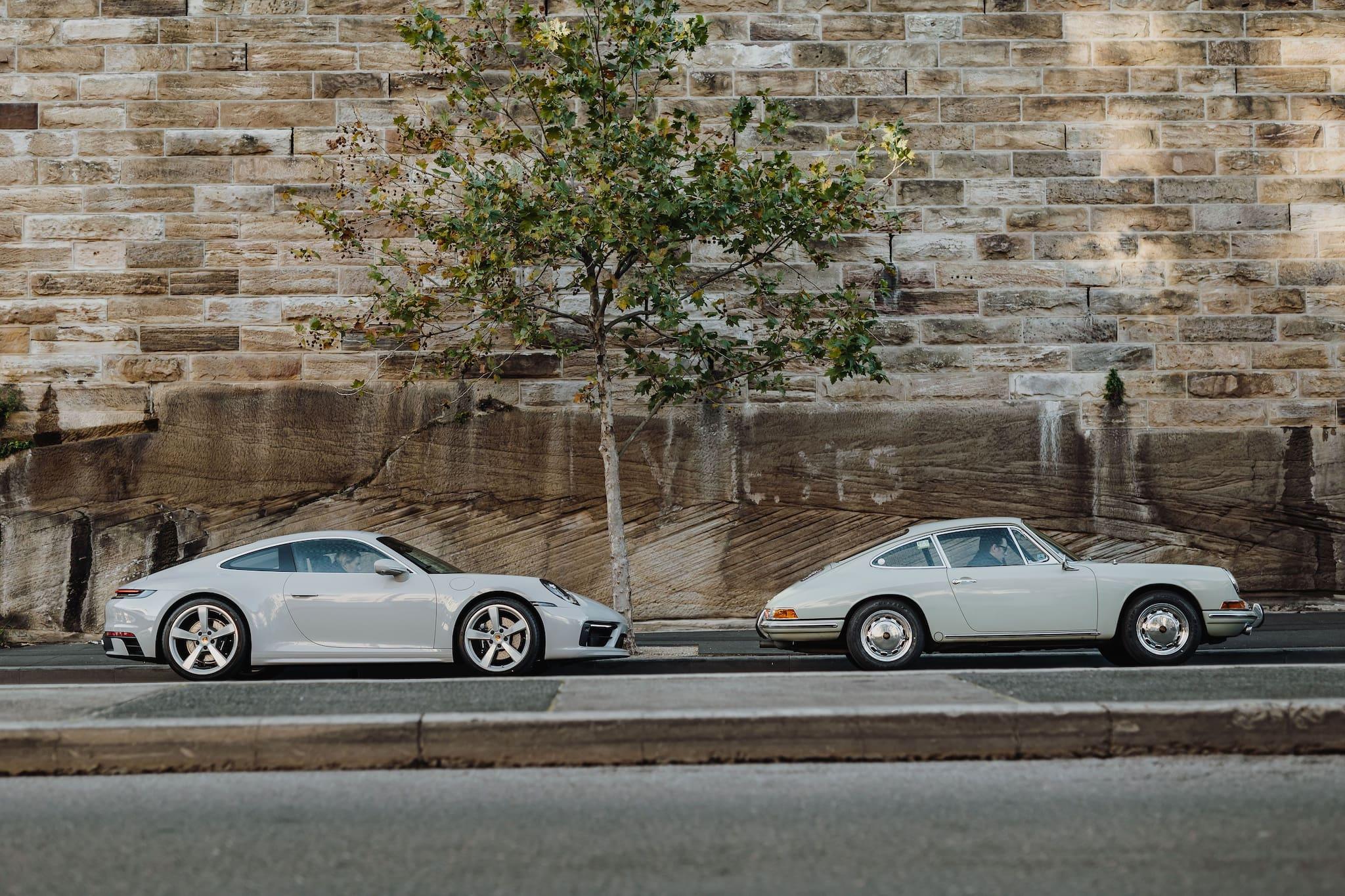 Porsche 911 Australia program