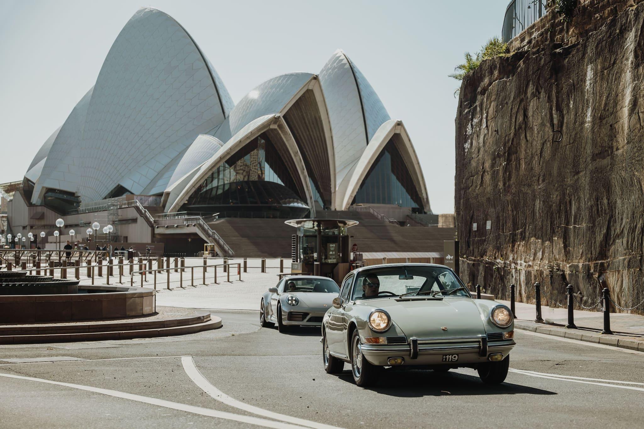 Porsche 992 Carrera S '1965 Reimagined', Interpretasikan 911 Pertama Australia