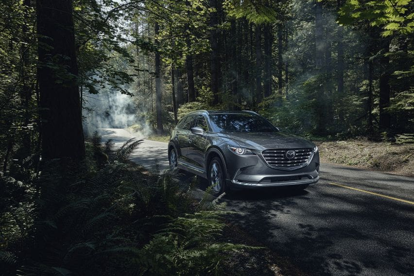 Mazda CX-9 makes it to 2021 with updated infotainment and bump in price